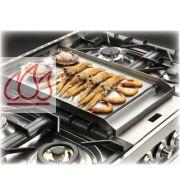 Cuisini res pianos de cuisson accessoires pour pianos de cuisson et c - Plancha pour induction ...
