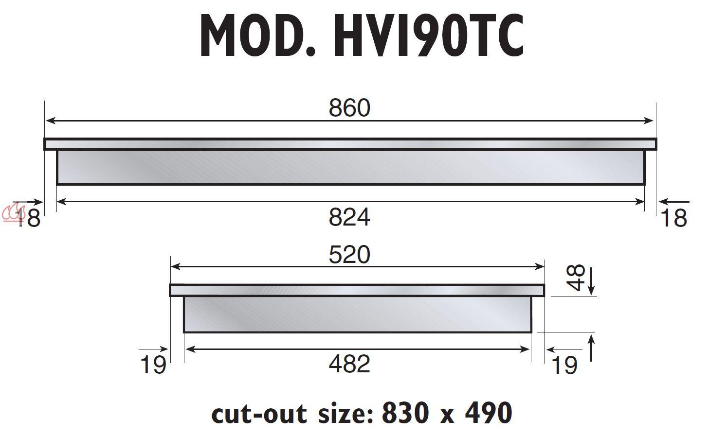 plaque de cuisson induction 90 cm inox encastrable 5. Black Bedroom Furniture Sets. Home Design Ideas