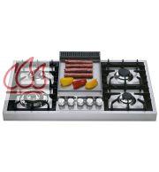 Tables de cuisson tables de cuisson mixtes mon espace for Plaque de cuisson gaz grande largeur 90 cm