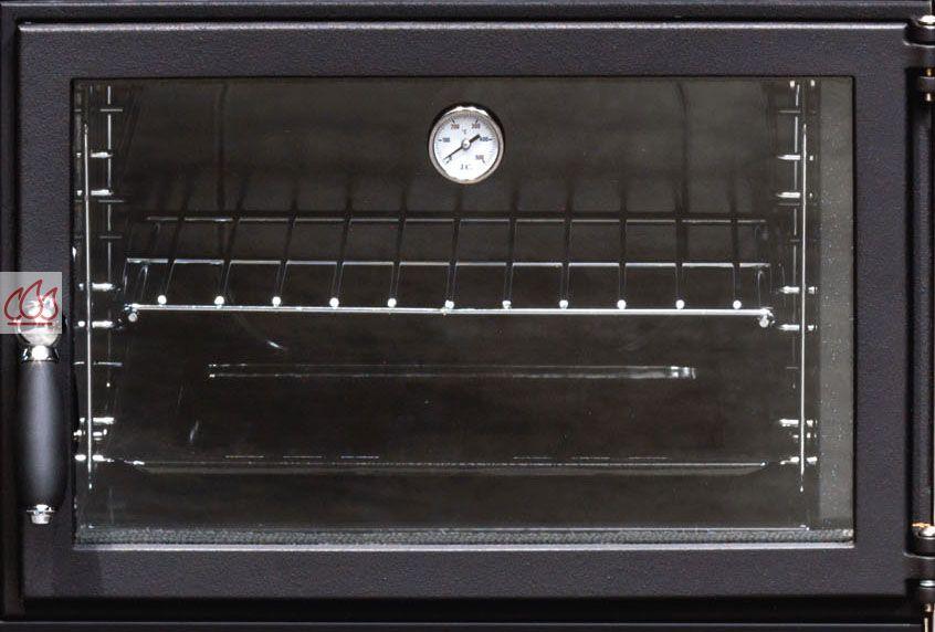 Piano De Cuisson Bois - Piano de cuisson, bois, gaz etélectrique 140cm avec 2 fours et plaque de cuisson