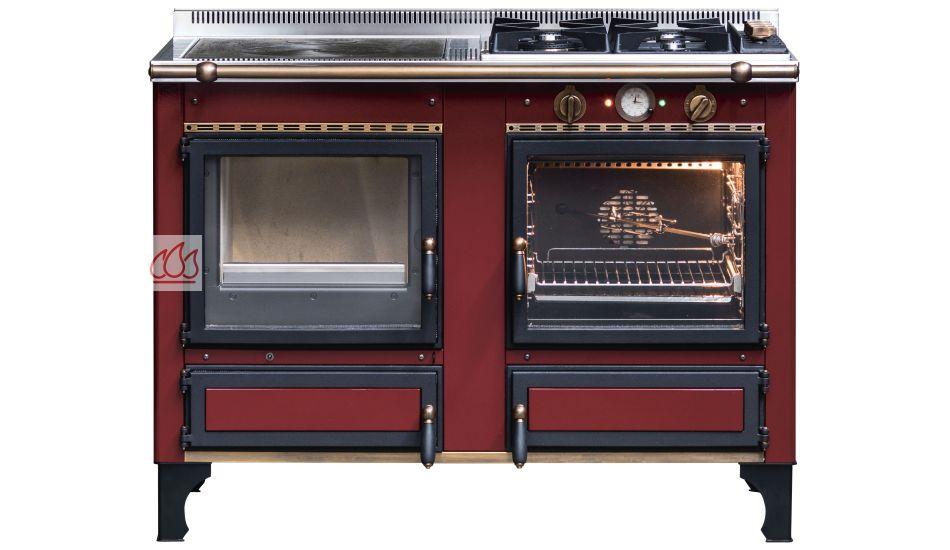 piano de cuisson 120cm 1 four lectrique plaque de cuisson personnalisable j corradi ec. Black Bedroom Furniture Sets. Home Design Ideas