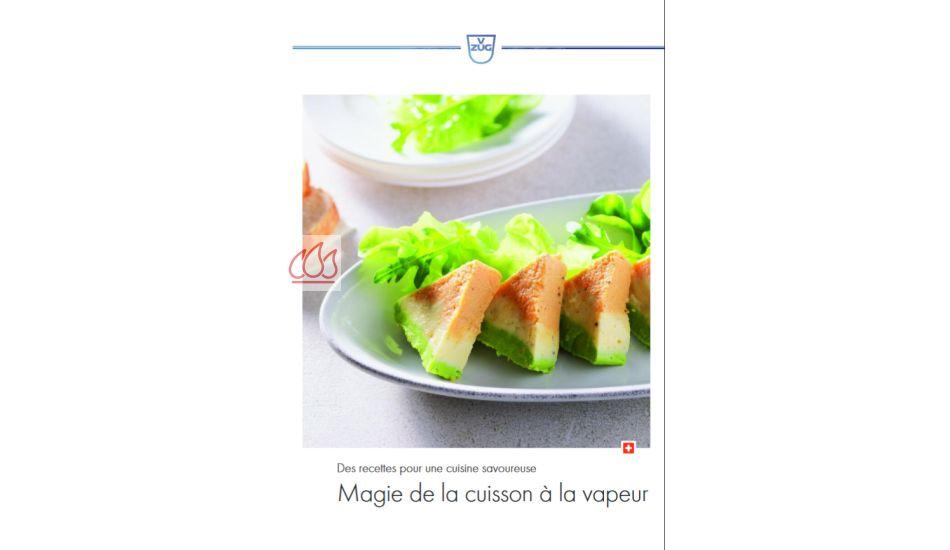 livre de recettes magie de la cuisson la vapeur. Black Bedroom Furniture Sets. Home Design Ideas