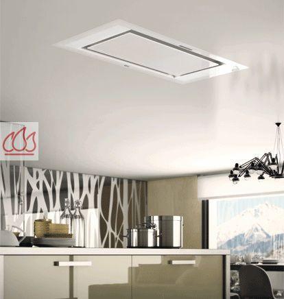 hotte de plafond avec clairage par leds de 140cm de largeur roblin ec rob406 mon espace cuisson. Black Bedroom Furniture Sets. Home Design Ideas
