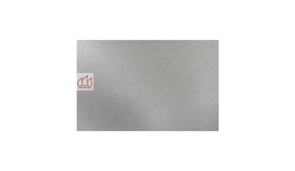 Cr dence en inox pour hotte roblin h44 l75cm roblin ec for Credence pour hotte