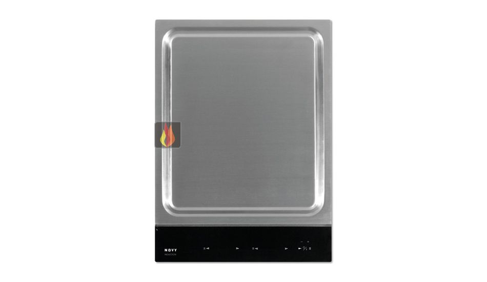 Domino teppanyaki 38 cm encastrable novy ec nov307 mon for Plaque cuisson restaurant