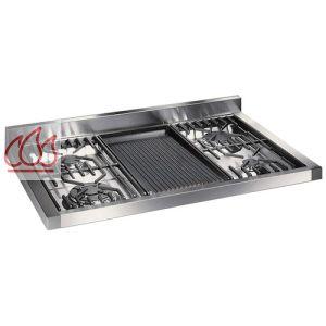 Piano de cuisson avec 1 four table de cuisson - Table de cuisson gaz et electrique encastrable ...