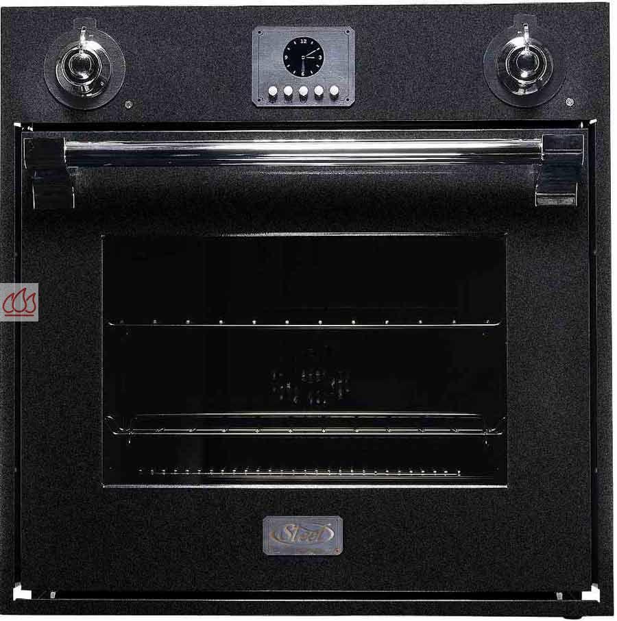 four multifonction et combin vapeur de grande capacit 70l simple cavit encastrable steel. Black Bedroom Furniture Sets. Home Design Ideas