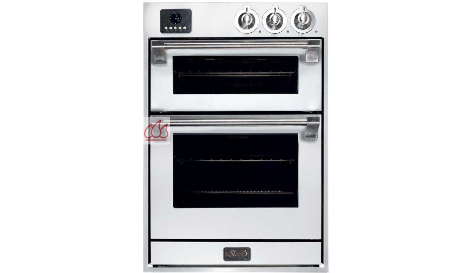 Combin de deux fours multifonctions et vapeur de capacit - Arte sole cucine ...