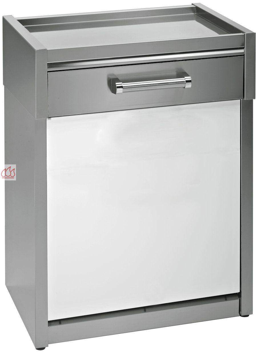 Meuble Avec Plan De Travail Inox 70cm Pour Lave Vaisselle