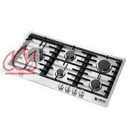 Tables de cuisson mon espace cuisson - Table de cuisson gaz 5 feux inox 90 cm ...