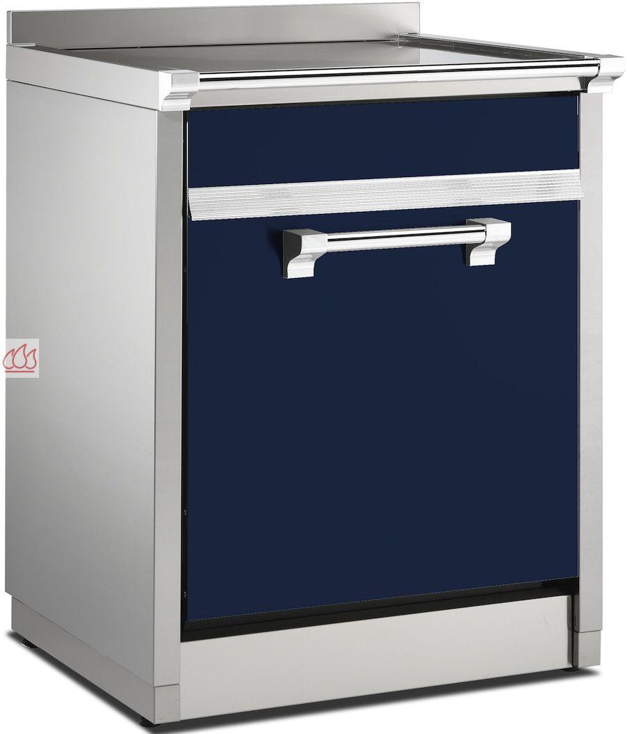 Meuble avec plan de travail inox pour lave vaisselle for Meuble pour poser plaque de cuisson