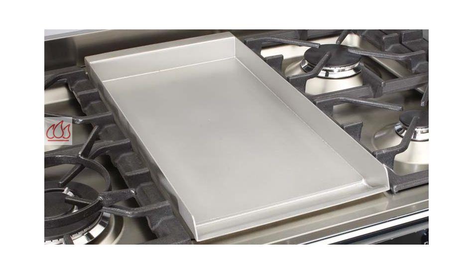 Plaque teppanyaki inox steel cucine ec ste1422 mon for Plaque cuisson restaurant