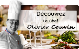 Le Chef Olivier Couvin